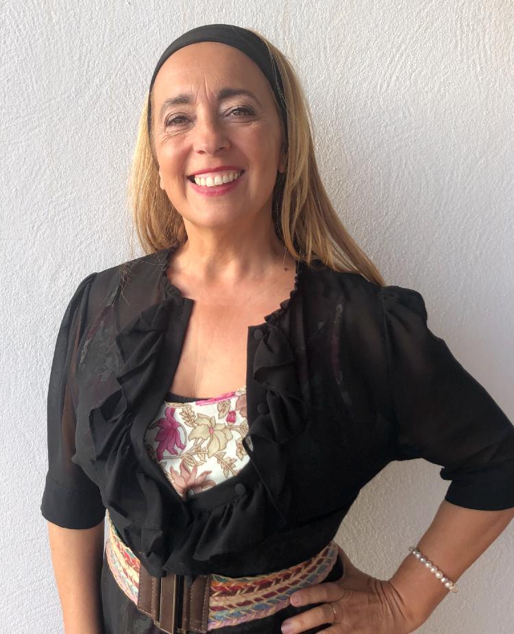 Ana María Angueira. Cómo emprender desde tu don